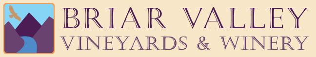 briar valley winery & vineyard logo