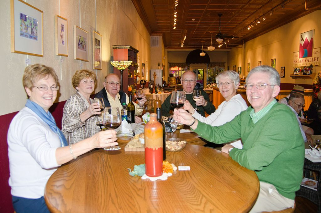 group winery